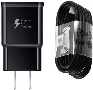 Adaptive Carregador Rápido carregador de parede Adaptador de bloco com USB tipo C Cable Kit Para Smart telefone
