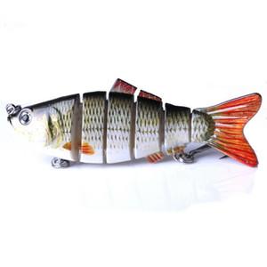Bionic Hard Bait Plastic Fishing Bait 2019 New Fishing Lures 3d Eyes Laser Minnow Hard Aritificial Wobblers