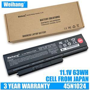 Weihang Японский Сотовый 45N1025 Аккумулятор Для Ноутбука Lenovo Thinkpad X230 X230i X220 X220I X220S 45N1024 45N1022 45N1029 45N1033
