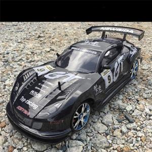 1/10 2.4G 4WD drift RC de estacionamento de vários Colors2019 Chegada Nova 1/10 2.4G RC carro de controle Radio 4WD drift RC Car Moda brinquedos ao ar livre
