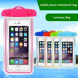 방수 케이스 아웃 도어 여행 서핑 표류 드라이 가방 파우치에 대한 모든 휴대 전화 범용 유용한 보호 커버 수중