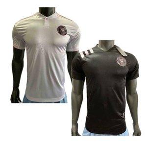 2020 Inter Miami Player Version Soccer Jerseys 2020 21 #23 BECKHAM PIZARRO Player Uniform Mens MLS #11 PELLEGRINI TRAPP Football Shirts
