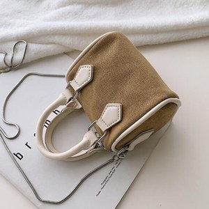Handbags Purses New Fashion Women Boston Bag Chain Shoulder Bags Mini Messenger Bag Wholesale