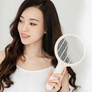 Mosquito Killer Electric Swatter USB Rechargeable LED Powerful Mini Portable Fly Insect Zapper Racket unti-mosquito Household