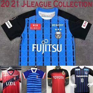 Maillot de foot 20 21 Nagoya Grampus Kashima Antlers Yokohama F.Marinos Gamba Osaka Kawasaki Frontale Norbritz Hokkaido 2020 Soccer Jersey J.League Shirt maillots de football