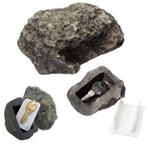Anahtar Kutu Kaya Hide In Stone Güvenlik Güvenli Depolama Organizatör Kapı Vaka Kutusu Gizleme Açık Bahçe Süs