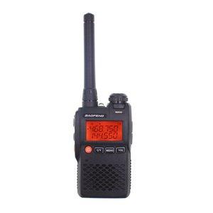 BaoFeng UV-3R Walkie Talkie UV 136-174&400-470MHZ with 1500mAh Battery UV3R portable radio UHF&VHF Two Way Radio