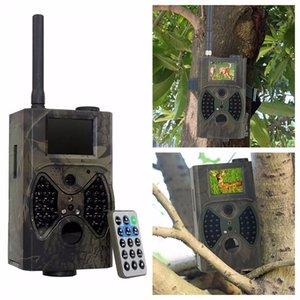 Geyik Trail Kameralar avcılık 12MP 1080P Fotoğraf Tuzak Hareket tetik Gece Görüş yaban hayatı kameralar CE ROHS FCC av kamera hc 300m