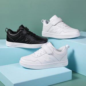 zapatillas de deporte de los zapatos de moda zapatos nuevos niños ocasional de las muchachas de deporte 2020 de primavera verano para niños en monopatín zapatos de goma