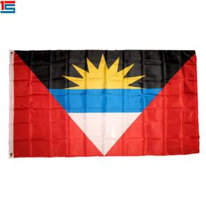 Dijital baskı Anba Bayrağı 90 x 150 cm İki grommet ile Polyester Ulusal Ülke Bayrağı Afiş