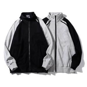 New Designer Mens Woemens Brand Cardigan Jackets Fashion Casual Long Sleeve Blouse Top High Quality Coats Sweatshirts Size M-2XL B101431Q