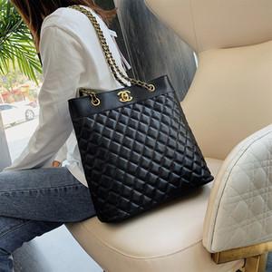 مزاج جوكر الكلاسيكية الشعبية عالية القدرات حقيبة يد الموضة الجديدة الملمس البرية حقيبة Lingge سلسلة الكتف رسول حقيبة 415