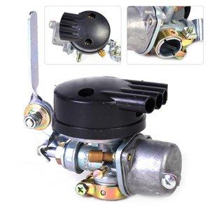 Мотоцикл карбюратор карбюратор для 49cc 60cc 66cc 80cc 2 тактный двигатель мотор моторизованный велосипед