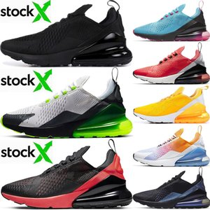 2019 270 Cushion Sneakers Sports Designer Scarpe da corsa da uomo Trainer Road Star BHM Iron Sneakers da donna Taglia 36-45