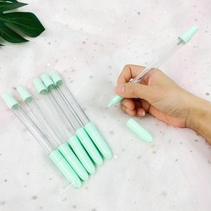 Okul Yeni şişe kalem parfüm Plastik Boş Sprey Kalem Taşınabilir Sterilizatörü Büyük Kapasiteli Çocuklar için Antibakteriyel El Temizleme Jeli jel Kalem