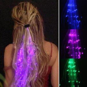 40cm LED Dekorative Flash Braid Fun Decor Lampe Weihnachtsfeier Dekorationen Neujahr Geburtstagsfeier Dekorationen Mädchen Natal Navidad