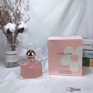 Элегантные женщины духи Daisy аромат EDT 100мл / 75мл свет и свежий Frangrace Прочный Высокое качество Бесплатная доставка