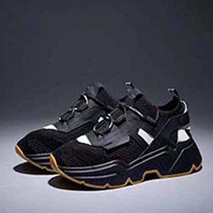 Роскошные мужские парусиновые туфли SUPER KING Calfskin Trainers кроссовки модные женские кроссовки французский дизайнерский бренд Повседневная обувь aa8