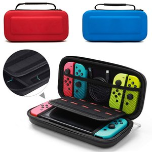 Carry Case Box with Handle for Nintendo Switch Console Game Hard Protective Bag EVA Protective Hard Case Travel Carrying case Protector