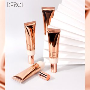 Foundation DEROL Face Liquid Foundation Mobilurizing Make Up B B Cream Brightening Natural Face Primer Full Coverage