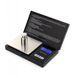 Mini Elektronik Ölçeği Taşınabilir Hassas Elektronik Ölçek 0.01g Takı Ölçeği Cep Dengesi Sevk DHL
