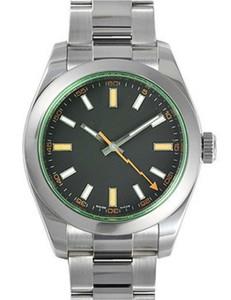 일류의 품질과 최상의 PRI없이 컬러의 고급 자동 기계 스테인레스 스틸 남성의 방수 레저 시계의 많은 종류가