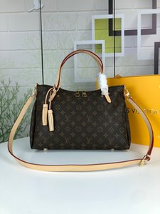 2020 men's and women's fashion bag, perfect quality, pictures are real pictures, free delivery, model: M40022 size: 35-24-14cm