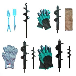 Yard Gardening Flower Bedding Drill Planting Hole Digger Tool Replacement Hand Tool Home Garden Planting Elements