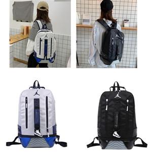 Mejor Jordam mochila AJ calidad bagssoccer bolsas de marca AJ París para hombre mujeres y niñas de moda los deportes recreativos mochila de hombro