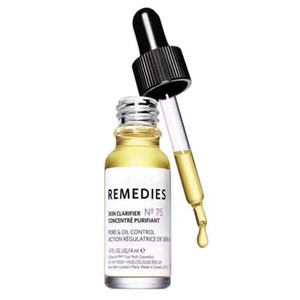 Dropshippig Famous Brand BB Brown Remedies NO75 Skin Clarifier Concentre purifiant Pore Oil Control Action Serum 14ml