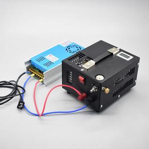 PCP Air Gun inflável 12V compressor 4500psi 300bar 30MPa compressor 12V incluindo 220V / 110V transformador