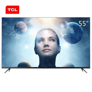 TCL da 55 pollici 30 nucleo AI schermo intero sottile 4K Ultra HD + HDR TV TV più popolare trasporto libero.