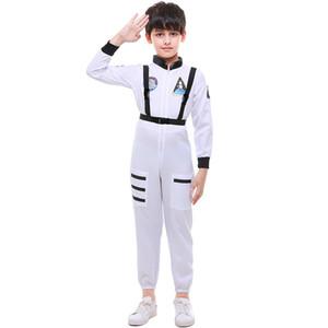 هالوين زي للأطفال الأولاد رائد زي الأطفال تأثيري بذلة تنكر كرنفال حزب ملابس الرقص الطفل