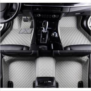 Aplicable a Toyota Camry 2015-2017 encargo de lujo impermeable antideslizante alfombra del piso del coche