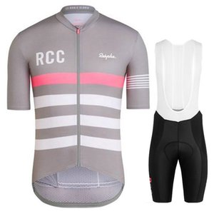 Ropa Pro team Ciclismo Rcc Short Sleeve Cycling Clothing Sets Breathable MTB Bike Clothing Mens Bicycle Clothes