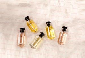 En calidad superior de la señora perfume 5 olor tipo de perfume 10ml * top 5 de perfume de las mujeres