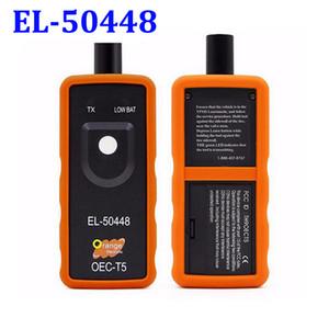 Melhor Qualidade A + EL50448 Auto Tire Presure Monitor Sensor OEC-T5 EL 50448 Para GM / Para TPMS Reset Tool EL50448 eletrônico