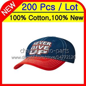 24 цветов 200 шт./лот 100% хлопок новый синий красный бейсболки шляпа бейсболки cap 100% Новый высокое качество завод onlie магазин бесплатно индивидуальные