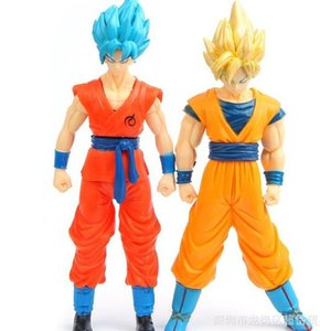 Bravo Dragon Ball Z Figure S.H. Figuarts Resurrection F Super Saiyan Gohan Gokou Goku Action Figure toy for kids gift