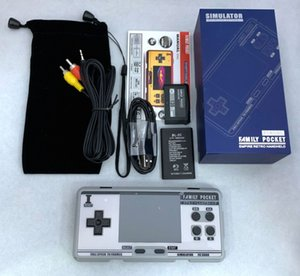 OEM 3-дюймовый IPS TFT 320 * 960 экран 64Bit FC3000 handeld игровой консоли поддержка FC CPS1 MD GB SMS GG SG-1000 игр