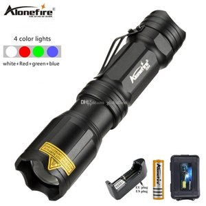 Alonefire X004 Powerful Waterproof Self Defense LED Tactical Flashlight Torch Portable Camping Lamp Lights Lanternas Outdoor Travel Hike