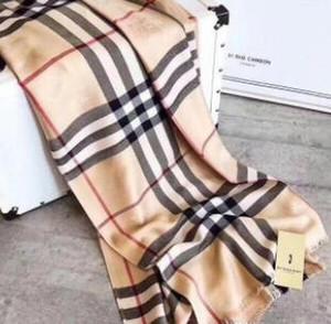xadrez cachecol de caxemira projetar cachecol de caxemira macia 180 * 30 centímetros mostrar imagens reais frete grátis impressa novo clássico 2019 design de alta qualidade lenço