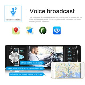 4.1 Inch 1Din Auto Car MP5 Player Audio