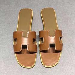 Sandales Designer femmes sandales mode concepteur marque rayé causales flip flops huaraches d'été en cuir véritable U3 pantoufle