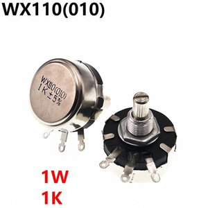 WX110 010 WX010 1W 1K Potentiometer Adjustable Resistors