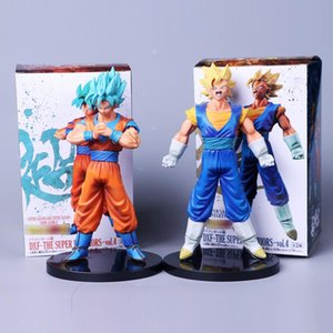 Dragon Ball Z figurines Super Saiyan vegetto Son Goku Genki dama Spirit Bomb Dragonball figure dragon ball figure toy 1p lxhua