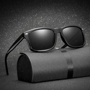 Long Keeper Men Polarized Glasses Car Driver Night Vision Goggles Anti-glare Polarizer Sunglasses Polarized Driving Sun Glasses