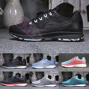 2019 Zoom Pegasus мужские кроссовки едва серый серый тройной черный пунш синий розовый React ZoomX Pegasus 34 дизайнер кроссовки кроссовки