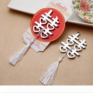 Opener Chinese Asian Themed Double Happiness Bottle Opener Wedding Party Favors Wedding Giveaways Free DHL W7560