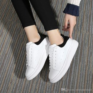 Designer Shoes Trainers Reflective 3M white Leather Platform Sneakers Womens Mens Flat Casual Party Wedding Shoes Suede Sports Sneakers